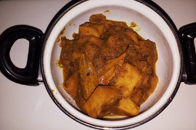 Suran curry