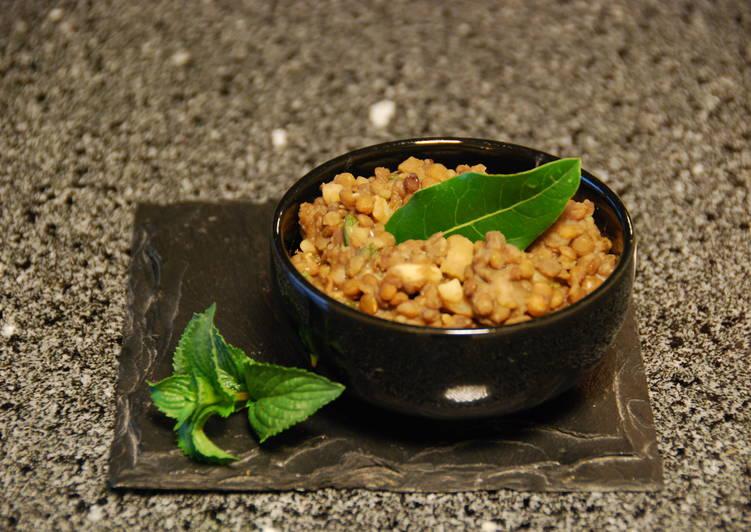 Lentils, Ancient Roman Style