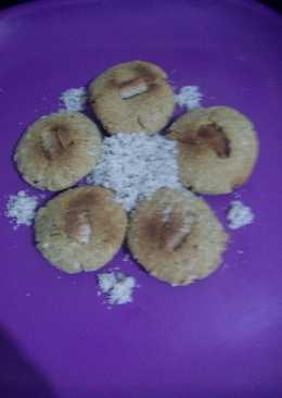 Coconut Jowar Cookies
