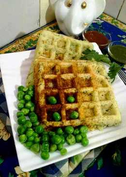 Healthy Snack(waffle)