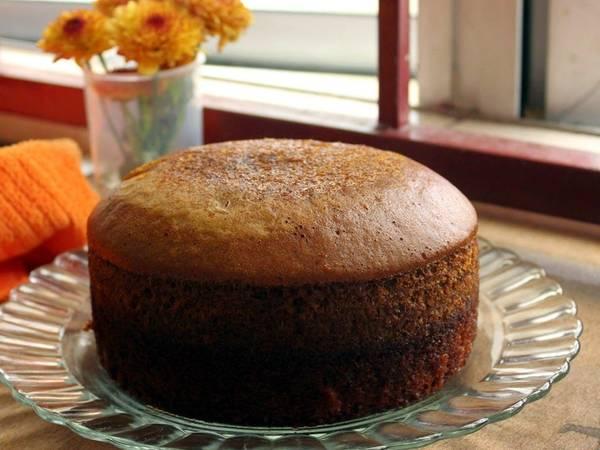 NESTUM® Steamed Caramel Cake