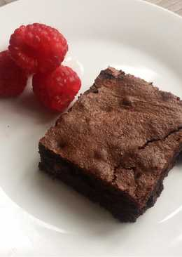 Mega-chocolate brownies