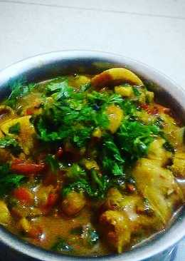 Hilly Spices Flavoured Homemade Chicken Curry