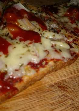Easy Almost Pizza