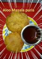 Aloo Masala puris