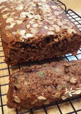 Zucchini Bread (or muffins)