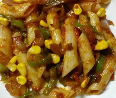 Chinese Penni pasta