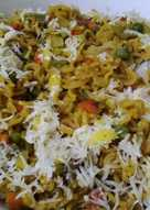Chessy Tadaka Vegetable Noodles