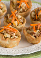 Asian Chicken Cups