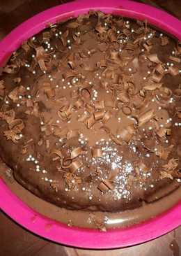Chocolate Mud Cake with Chocolate Ganache