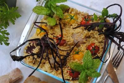 Couscous Vegetable Farm