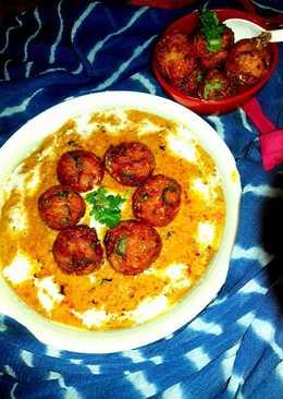 Mix veg kofta curry