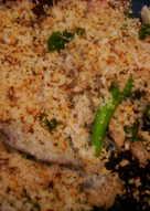 Dried Shrimp Coconut Rice