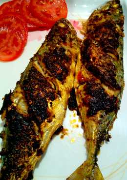 Grilled Mackerel/Bangda :)