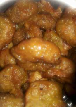 Dry fruit Gujiya / Dry Fruit Kachori