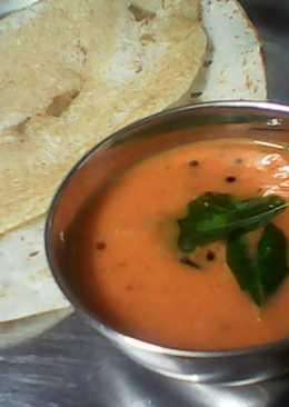 Garlic Tomato Chutney