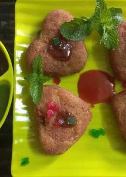 4 Flavours Veg Cutlet
