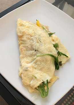 Simple Egg Omelette