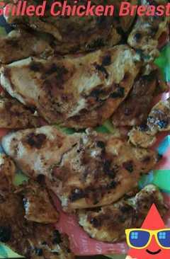 resep masakan grilled chicken breast