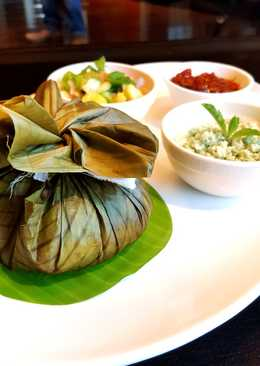 Malabar style spice potli mussels biriyani(kizhi biriyani)