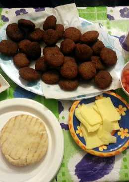 Egyptian Falafel Recipe