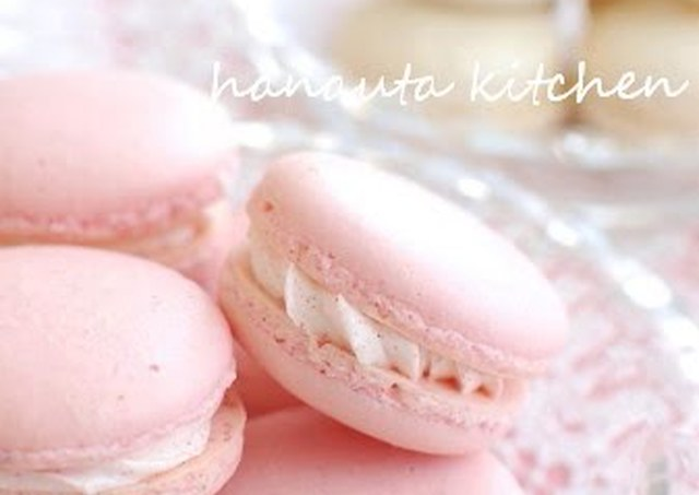 Macarons Recipe French French Meringue Macarons