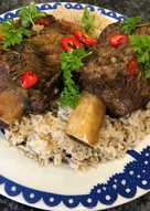 resep masakan slow cooked spicy beef rib