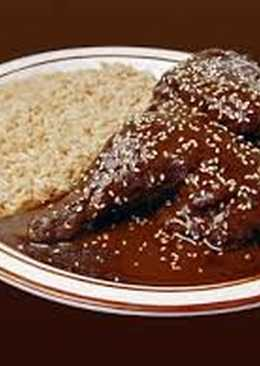 John's Chicken Mole