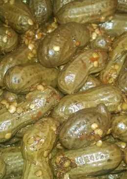 Alabama Cajun Boiled Peanuts