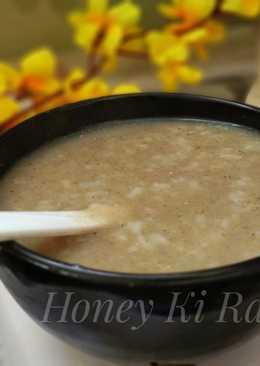 Bajre ki Rabb (Soup)