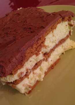 Eclare Cake (no bake)