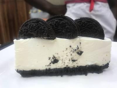 Yummy No Bake Oreo Cheesecake