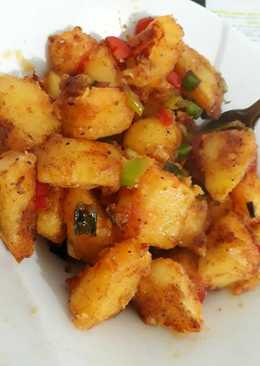 Hot potato,EASY to make!
