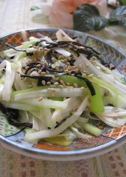 how to make japanese seaweed salad