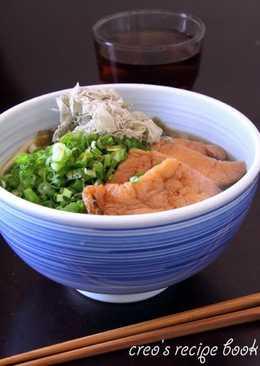 Kitsune udon recipes - 5 recipes - Cookpad