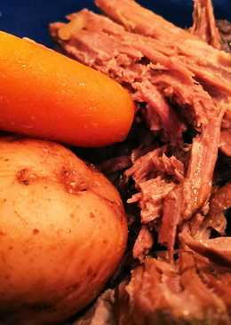 Quick & Easy Perfect Juicy Pot Roast