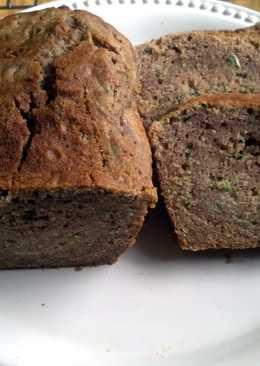 Nonno's zucchini bread