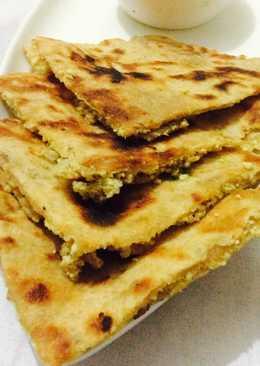 Tofu Pratha