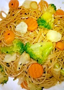 Healthy Noodle Dinner