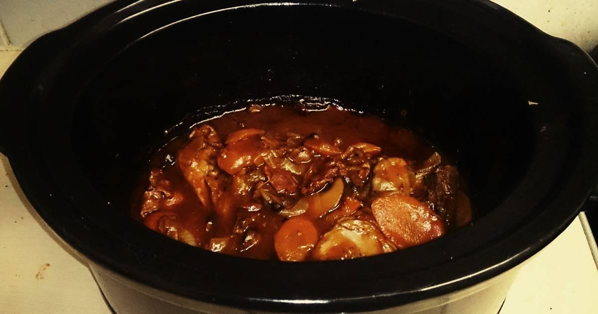 crock pot coq au vin recipes 4 recipes cookpad