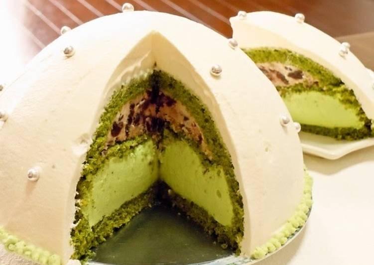 Dome Sponge Cake Recipe