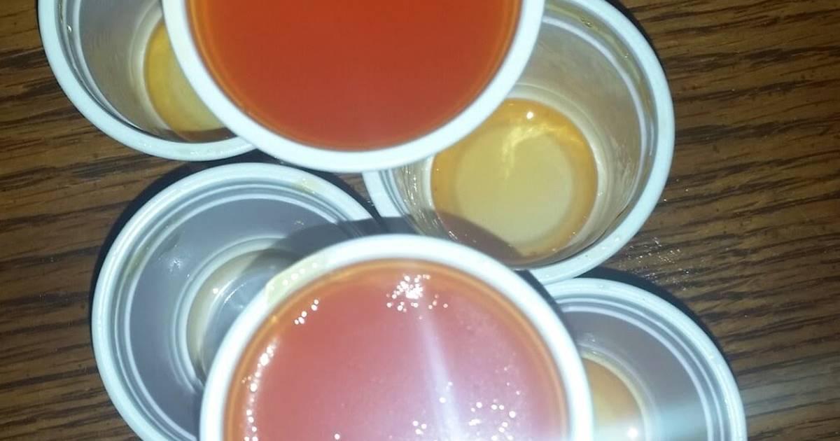 Orange Creamsicle Jello Shots Recipe by babygirl41274 ...