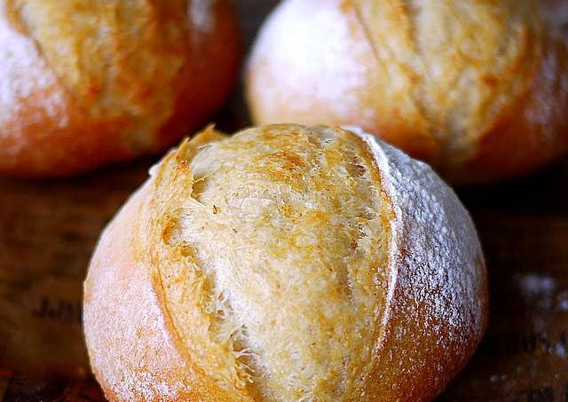 Recipes bread french rolls