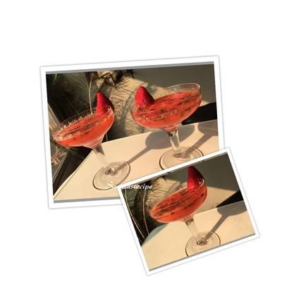 Strawberry Lemonade/ Virgin Strawberry Mojito