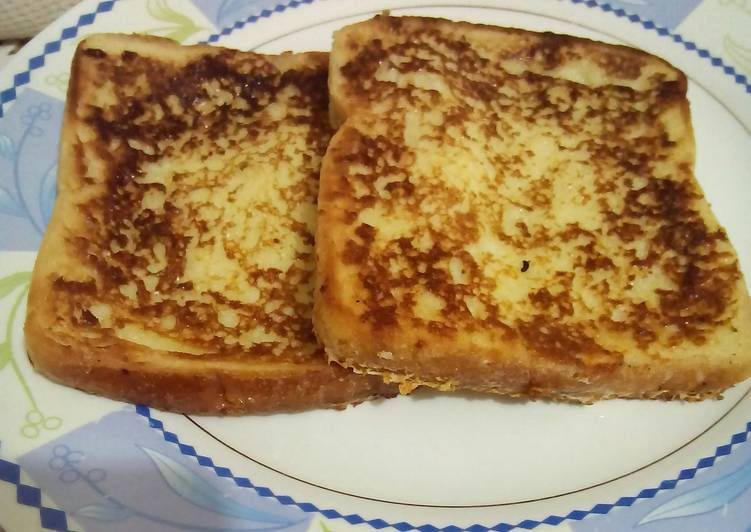 Creamy French Toast by Nancy