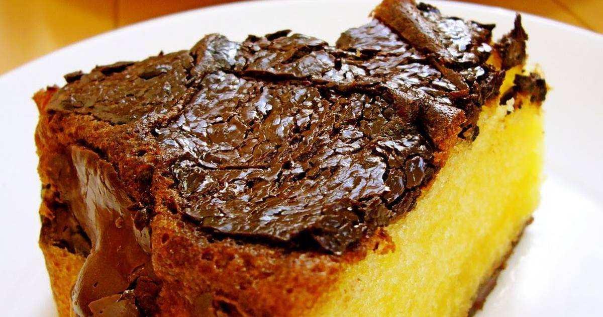 Fruit Cake Made With Sunflower Oil