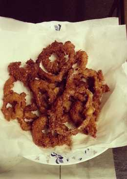 Easy Onion Rings!