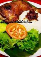 AYAM PANGGANG KECAP (Grllied Chicken with Sweet Soy Sauce)