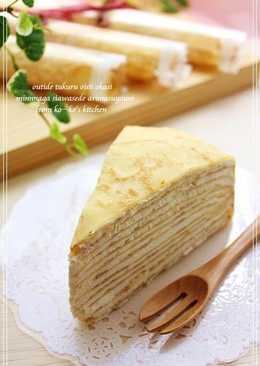 Japan crepe cake recipe
