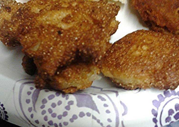 Hush Puppies The Way They Used To Be Made Recipe By Skunkmonkey101